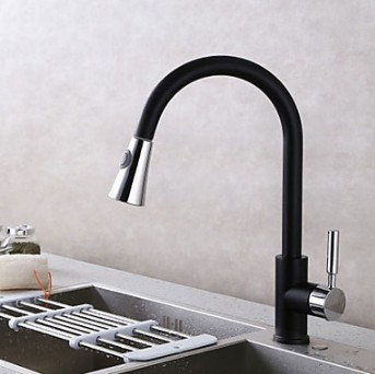 Traditional Centerset Ceramic Valve Single Handle One Hole with Antique Brass Bathroom Sink Faucet TP0404A