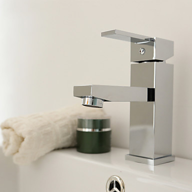 Bathroom Sink Faucets Contemporary Stainless Steel Stainless Steel