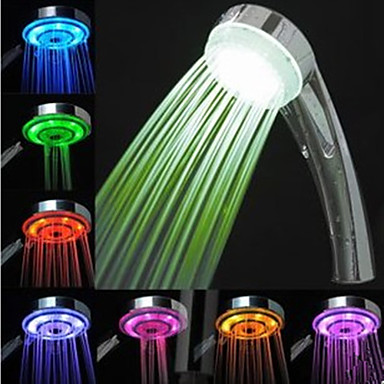 Colorful Kitchen Sink Universal Adapter LED Faucet Nozzle (Automatic Color Change)(Boost Can Be Closed)