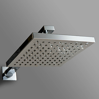 Sprinkle® by Lightinthebox - Contemporary Shower Faucet with 8 inch Shower head + Hand Shower
