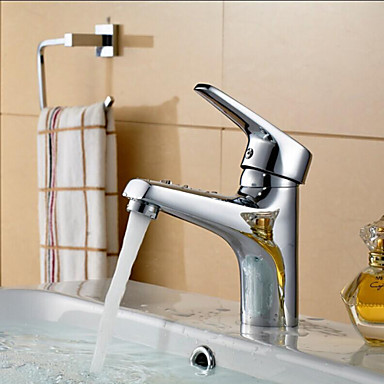 Brass Bathroom Faucet Basin Faucets Single Lever Basin Sink Tap Faucet Mixer