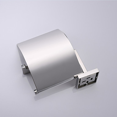 Stainless Steel Wall-mounted Toilet Paper Holder