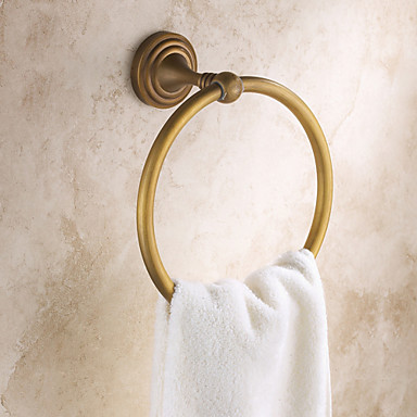 Antique Antique Copper Wall Mounted Towel Rings