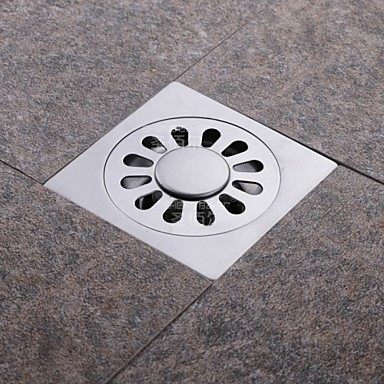 Shengbaier Contemporary Bathroom Accessories Stainless steel Material Floor Drain