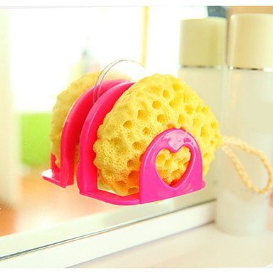 Candy Colorful Multi-function Contemporary Wall Mounted Bathroom Gadgets Soap Dishes