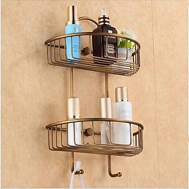 home bath accessories antique bronze wall mounted double shower